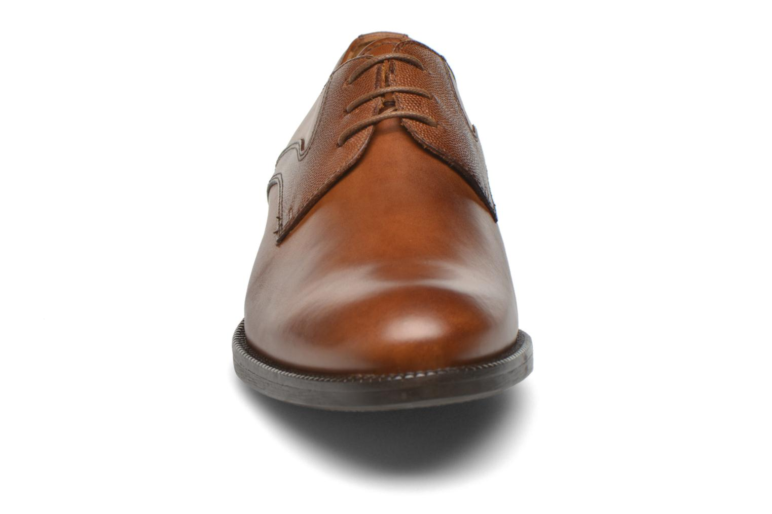 Veterschoenen Marvin&Co Northampton Bruin model