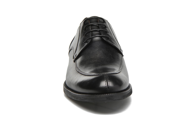 Chaussures à lacets Marvin&Co Newcastle Noir vue portées chaussures