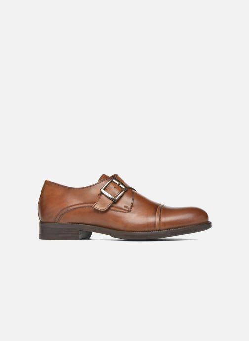 Chaussure à boucle Marvin&Co Nostell Marron vue derrière