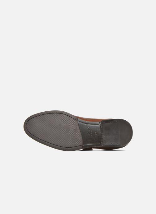 Chaussure à boucle Marvin&Co Nostell Marron vue haut