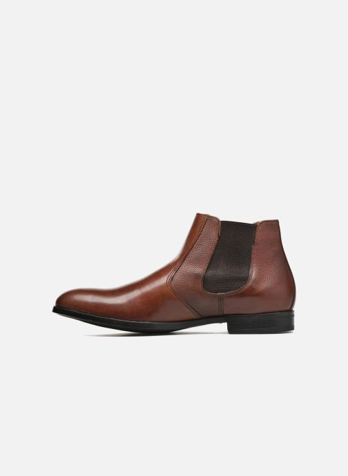 Ankle boots Marvin&co Northolt Brown front view
