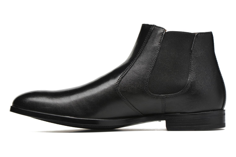 Boots en enkellaarsjes Marvin&Co Northolt Zwart voorkant