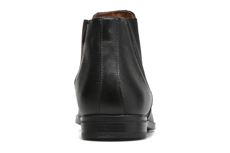 Boots en enkellaarsjes Marvin&Co Northolt Zwart rechts