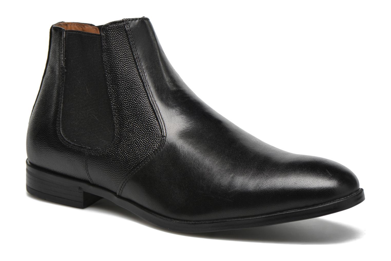 Boots en enkellaarsjes Marvin&Co Northolt Zwart detail
