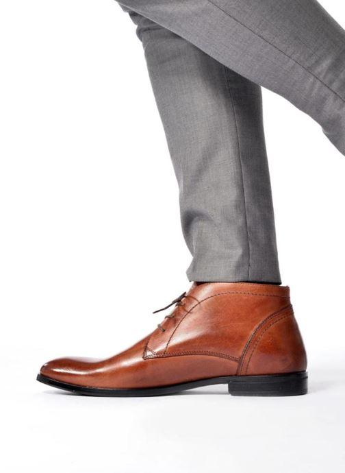 Stiefeletten & Boots Marvin&Co Newent braun ansicht von unten / tasche getragen