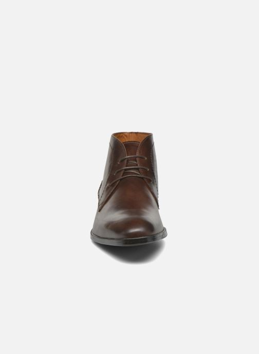 Ankle boots Marvin&co Newent Brown model view