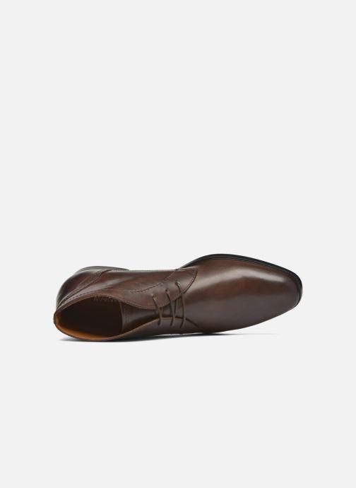 Stiefeletten & Boots Marvin&Co Newent braun ansicht von links