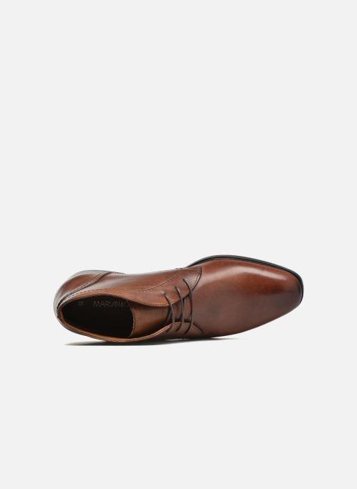 Bottines et boots Marvin&Co Newent Marron vue gauche