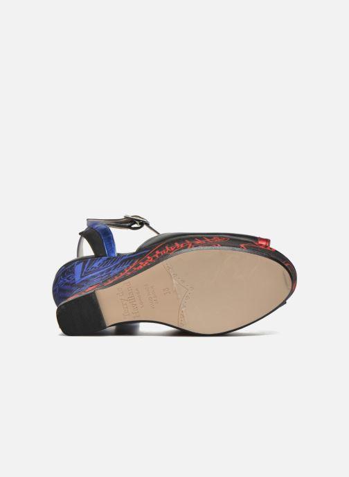 Sandaler Terry de Havilland IZZY PRINT Sort se foroven