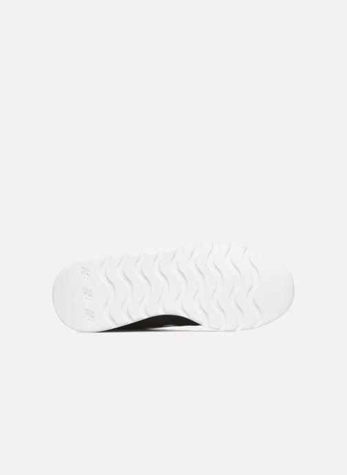 Sneaker New Balance MRL420 schwarz ansicht von oben
