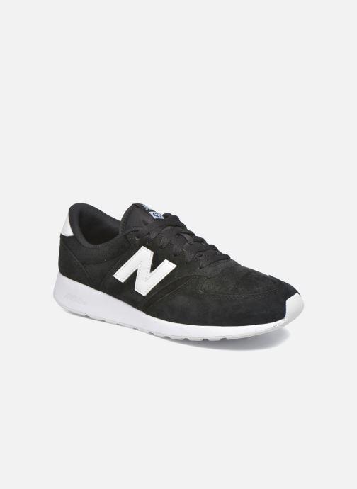 Sneaker New Balance MRL420 schwarz detaillierte ansicht/modell