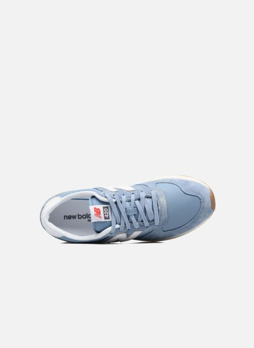 Trainers New Balance MRL420 Blue view from the left