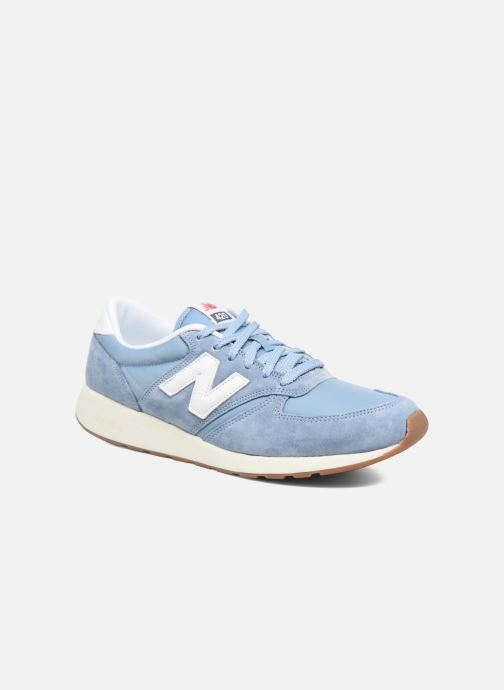 Trainers New Balance MRL420 Blue detailed view/ Pair view