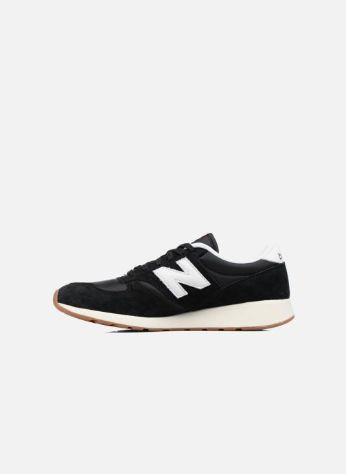 Trainers New Balance MRL420 Black front view