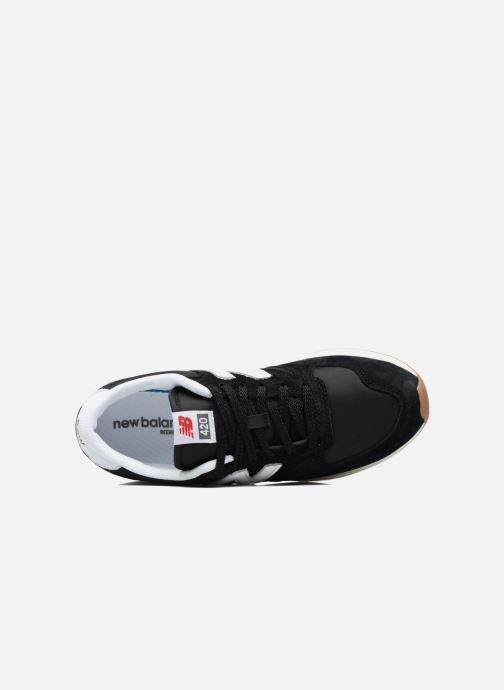 Trainers New Balance MRL420 Black view from the left