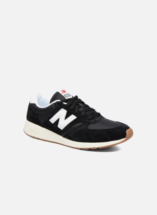 Trainers New Balance MRL420 Black detailed view/ Pair view