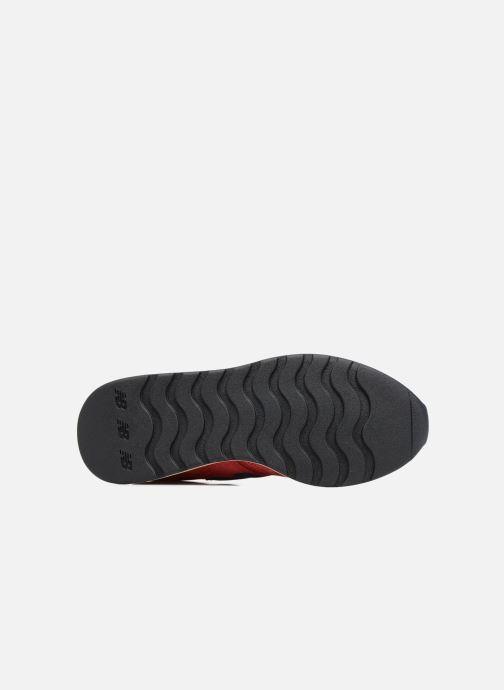 Sneaker New Balance MRL420 rot ansicht von oben