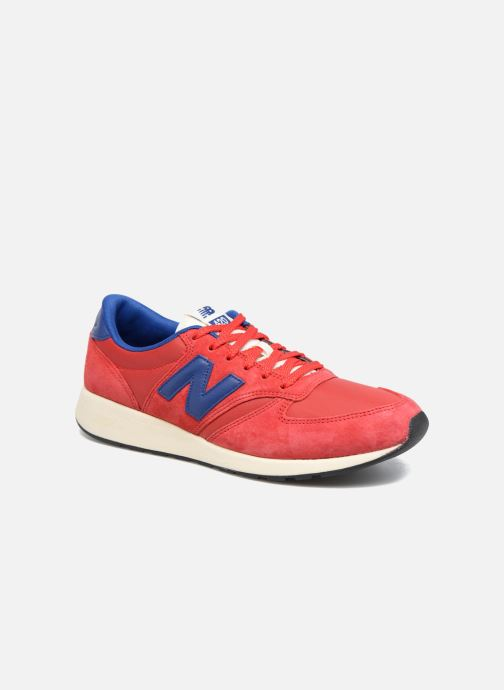 Trainers New Balance MRL420 Red detailed view/ Pair view