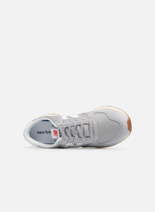 Sneaker New Balance MRL420 grau ansicht von links