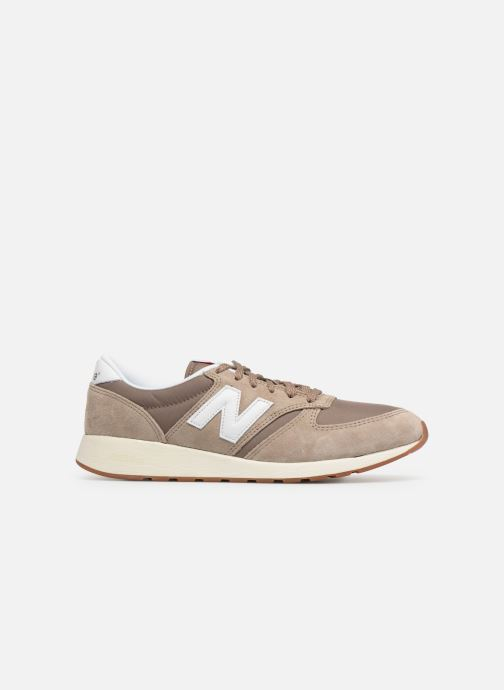 Trainers New Balance MRL420 Brown back view