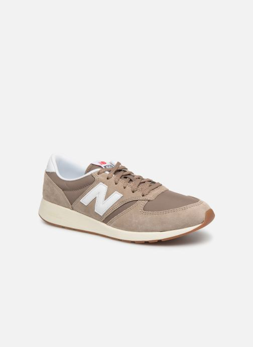 Trainers New Balance MRL420 Brown detailed view/ Pair view