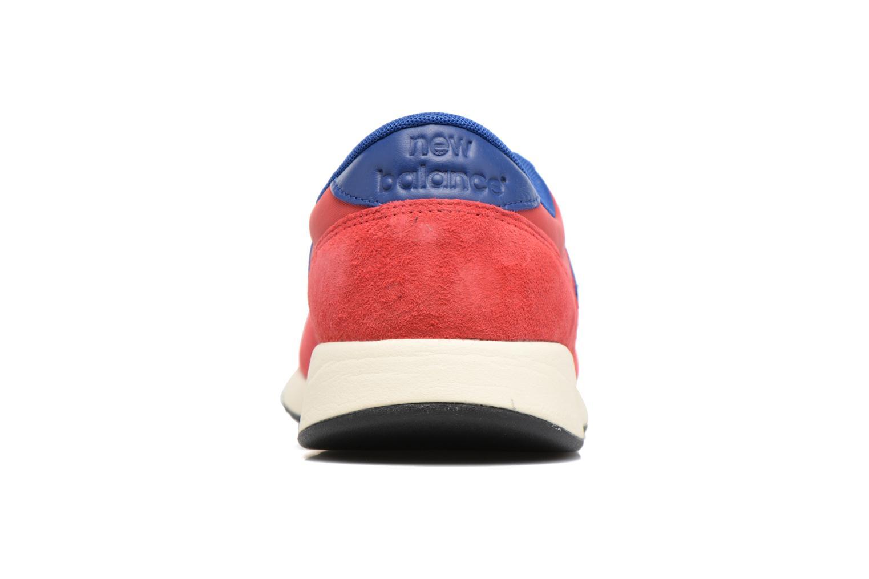 Baskets New Balance MRL420 Rouge vue droite