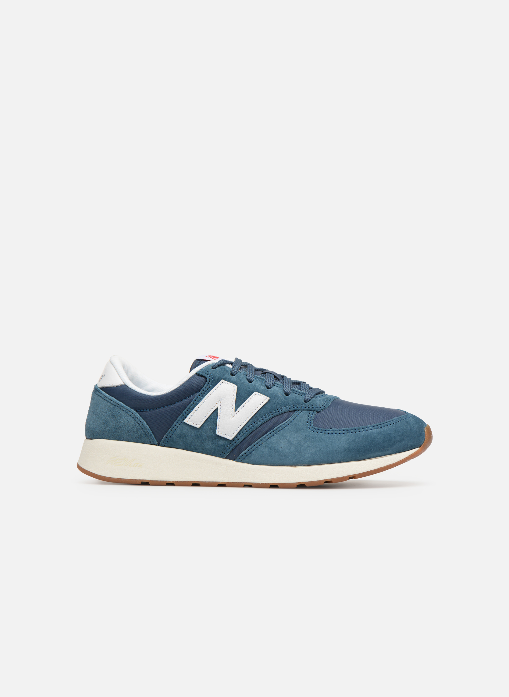 Sneakers New Balance MRL420 Blauw achterkant