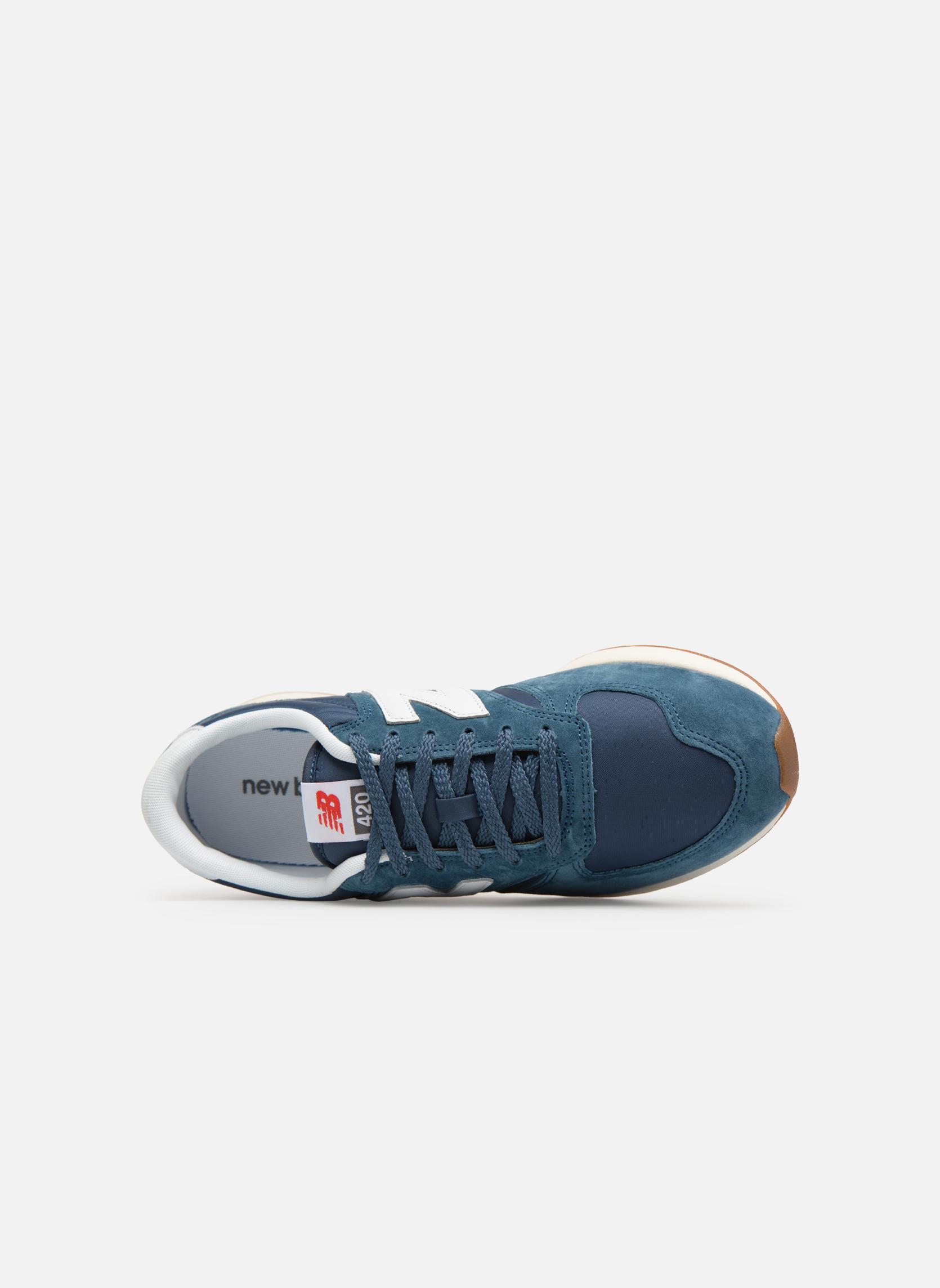 Sneakers New Balance MRL420 Blauw links