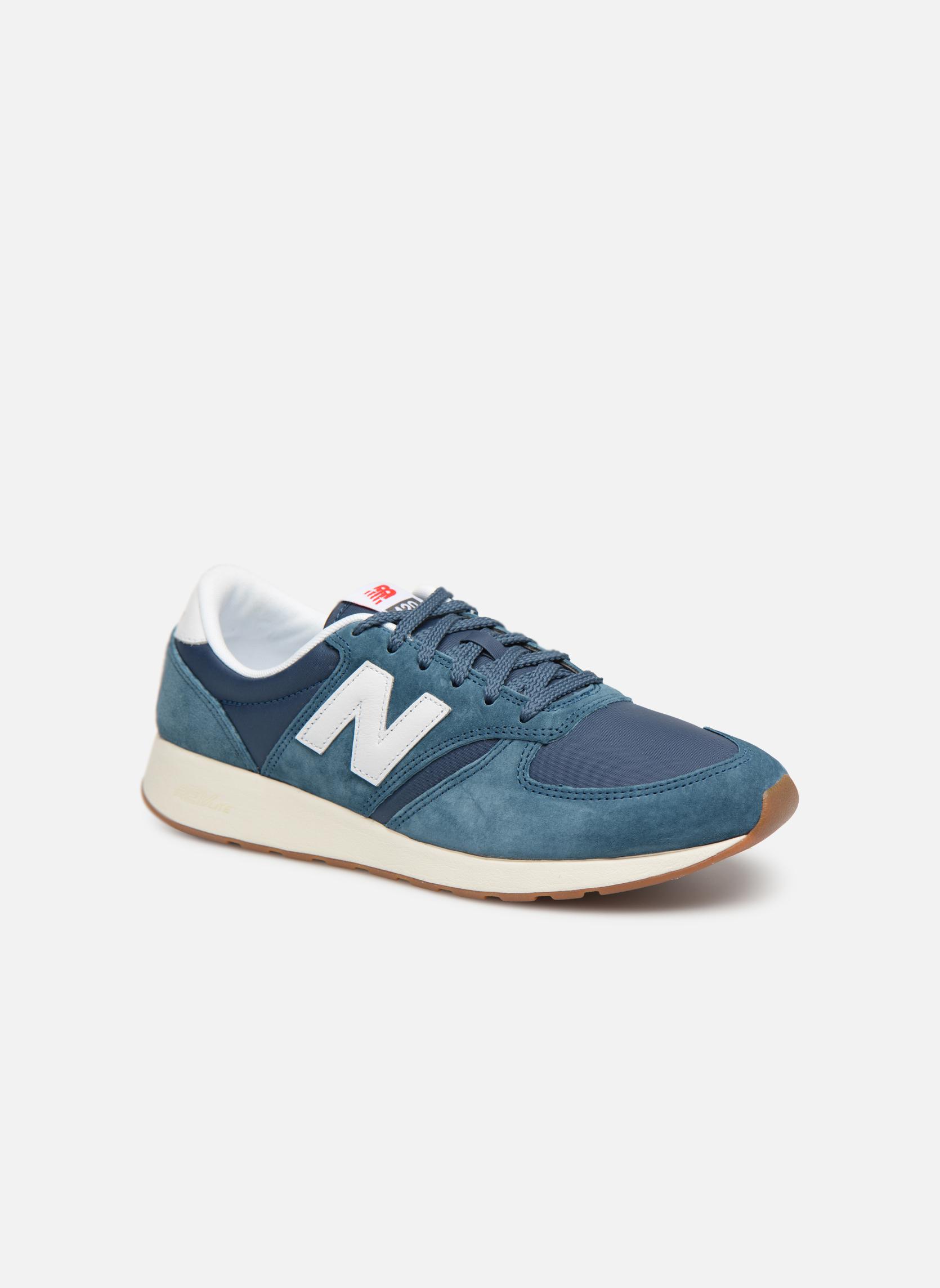 Sneakers New Balance MRL420 Blauw detail