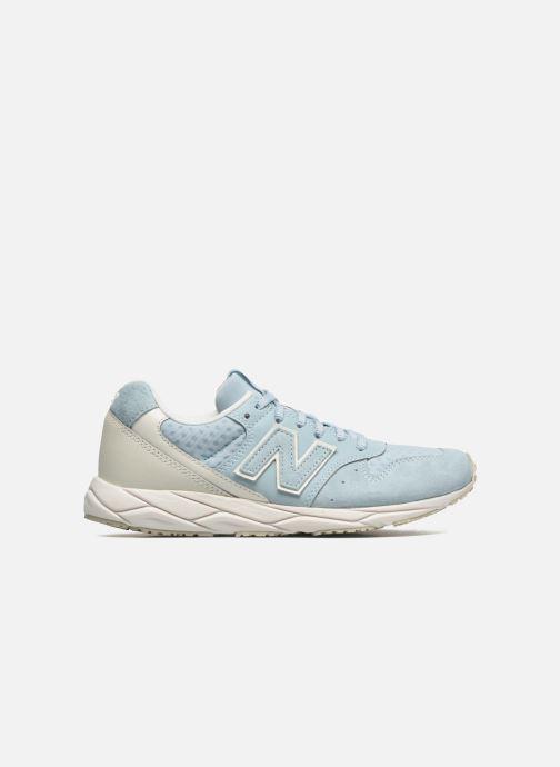 Sneakers New Balance WRT96 Azzurro immagine posteriore