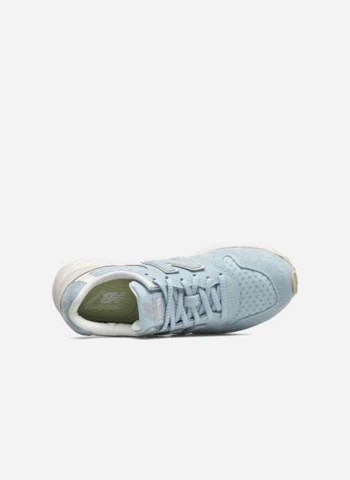 Sneakers New Balance WRT96 Azzurro immagine sinistra