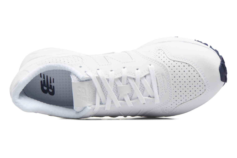 Baskets New Balance WRT96 Blanc vue gauche