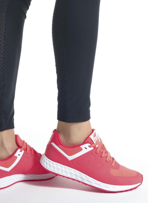 Sneakers New Balance WFL574 Blauw onder