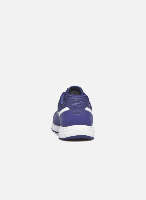 Sneakers New Balance WFL574 Azzurro immagine destra