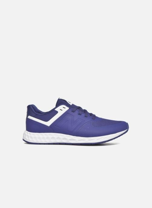 Sneakers New Balance WFL574 Blauw achterkant