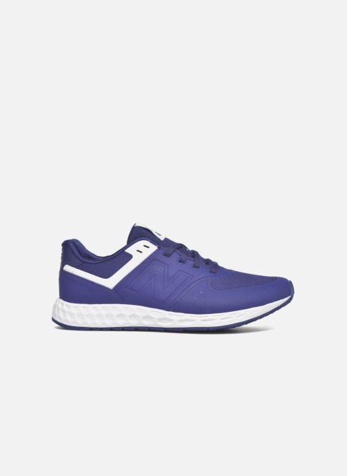 Sneakers New Balance WFL574 Azzurro immagine posteriore