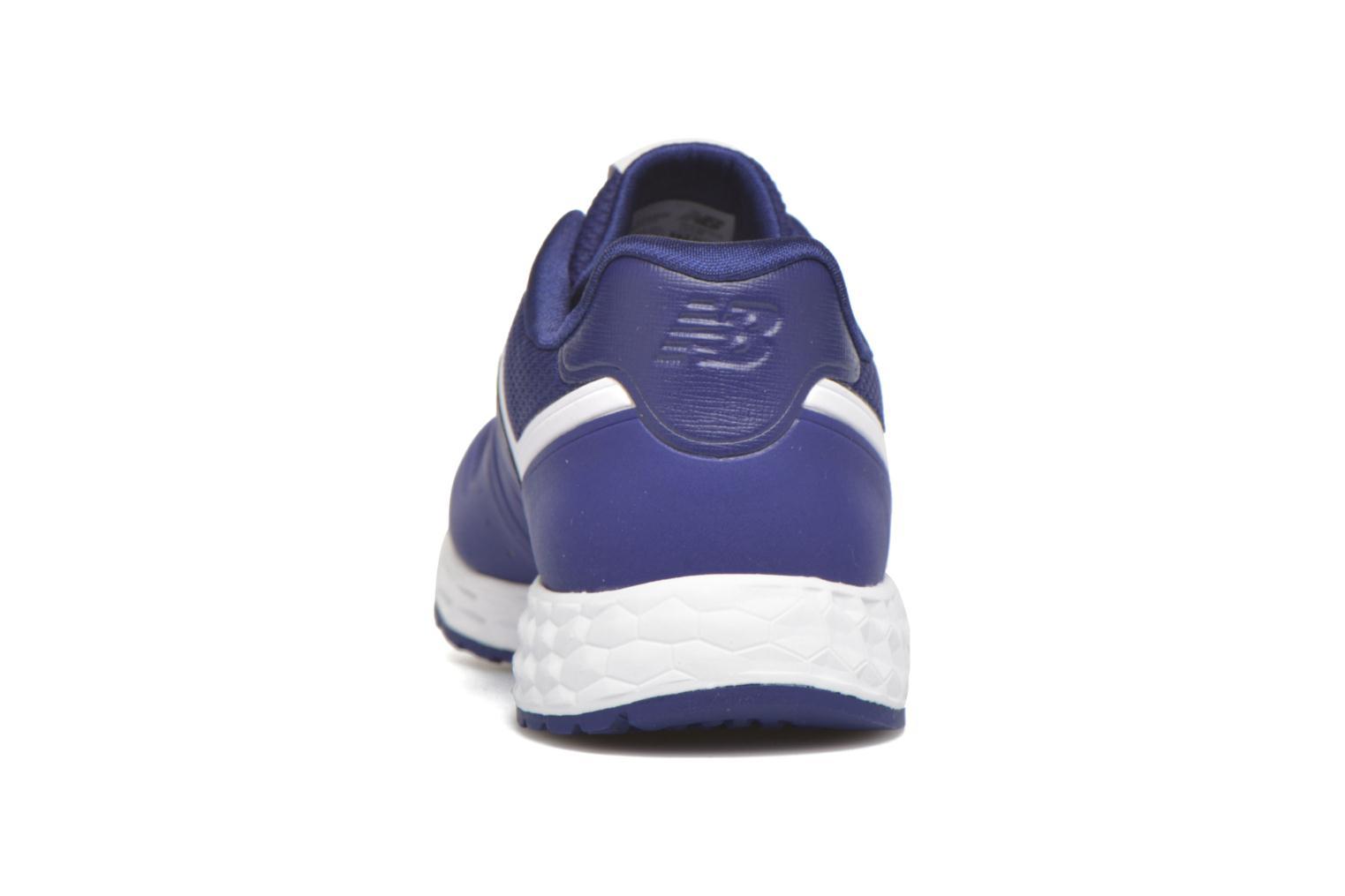 Sneakers New Balance WFL574 Blauw rechts