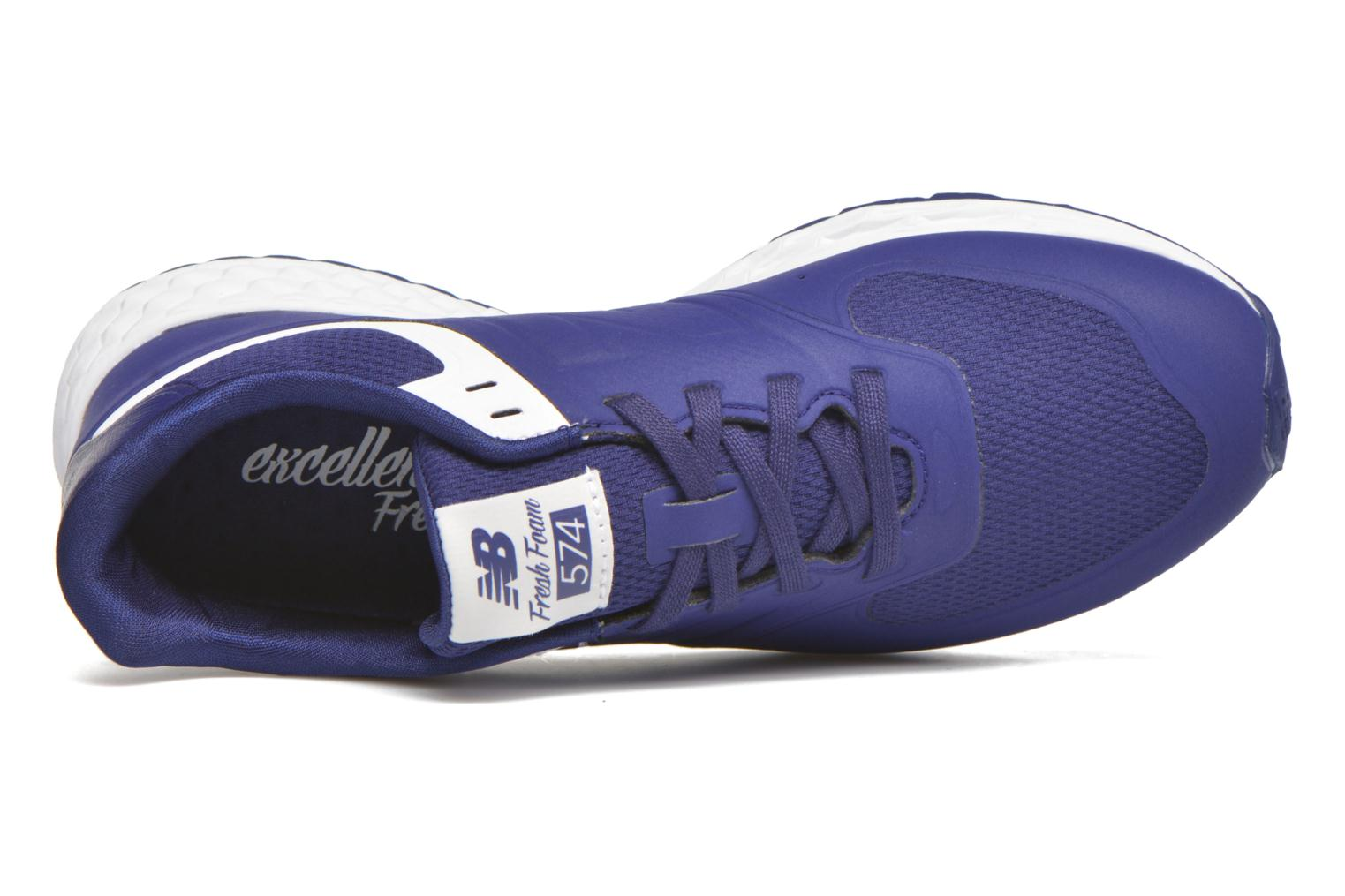 Sneakers New Balance WFL574 Blauw links