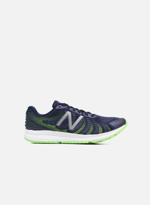 Chaussures de sport New Balance MRUSH Bleu vue derrière
