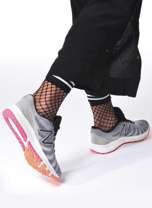 Zapatillas de deporte New Balance WRUSH Gris vista de abajo