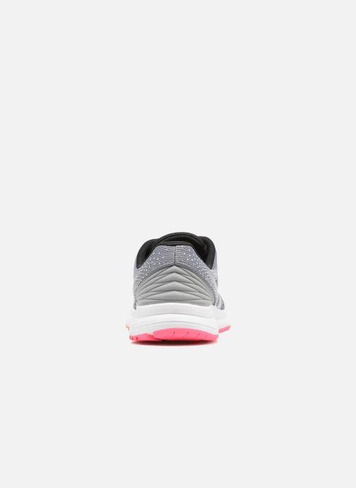 Zapatillas de deporte New Balance WRUSH Gris vista lateral derecha