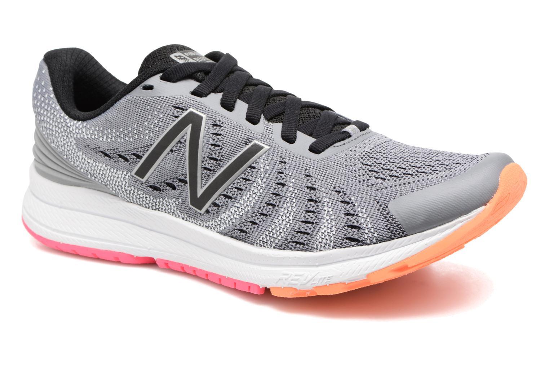 Chaussures de sport New Balance WRUSH Gris vue détail/paire