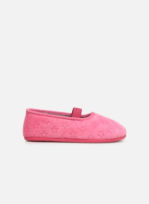 Pantoffels Rondinaud Banal Roze achterkant