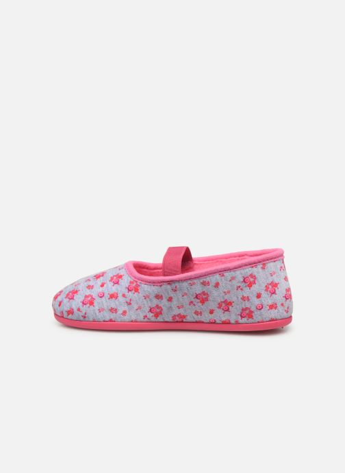 Chaussons Rondinaud Banal Rose vue face