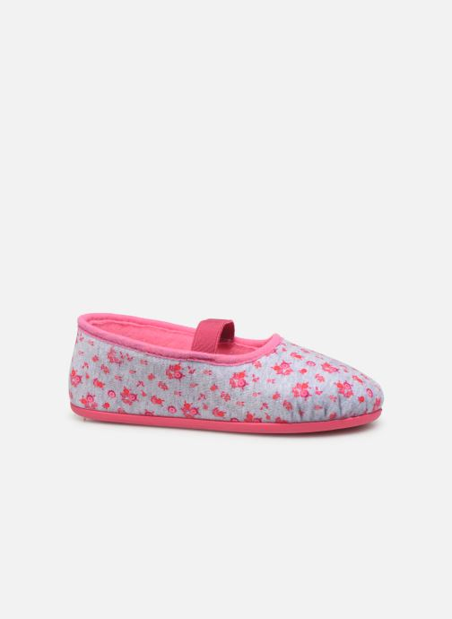 Slippers Rondinaud Banal Pink back view