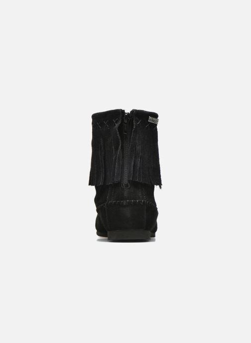 Bottines et boots Les Tropéziennes par M Belarbi Crabe Noir vue droite