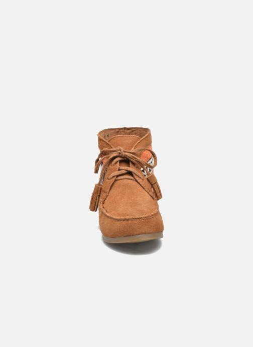 Ankelstøvler Les Tropéziennes par M Belarbi Ginika Brun se skoene på