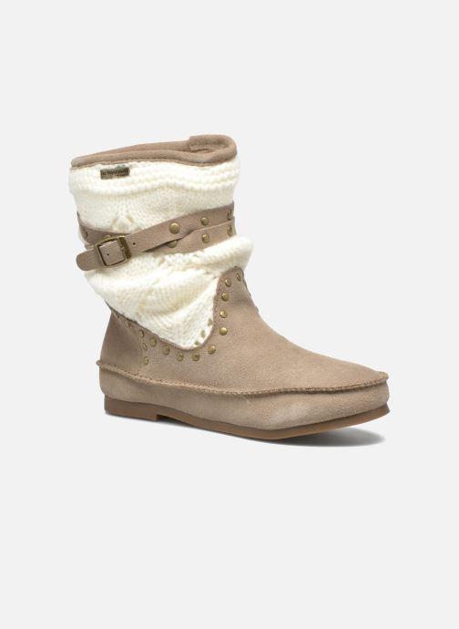 Les Tropéziennes par M Belarbi Gelato (Beige) Boots en