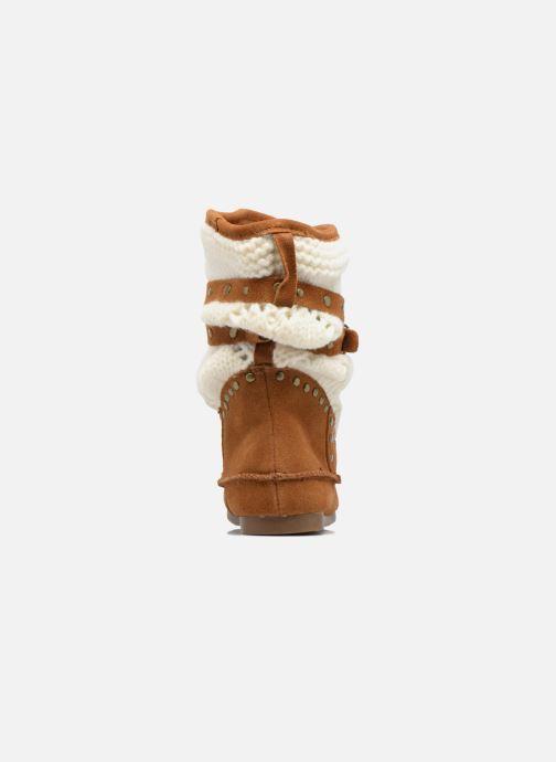 Bottines et boots Les Tropéziennes par M Belarbi Gelato Marron vue droite