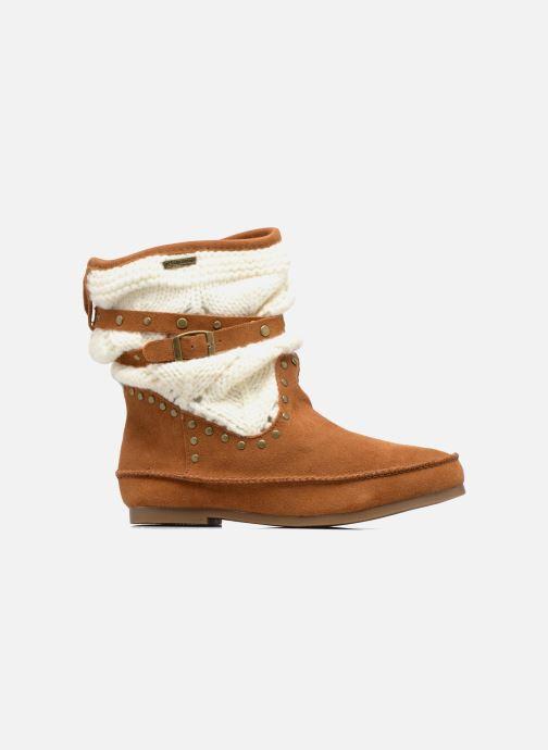 Bottines et boots Les Tropéziennes par M Belarbi Gelato Marron vue derrière